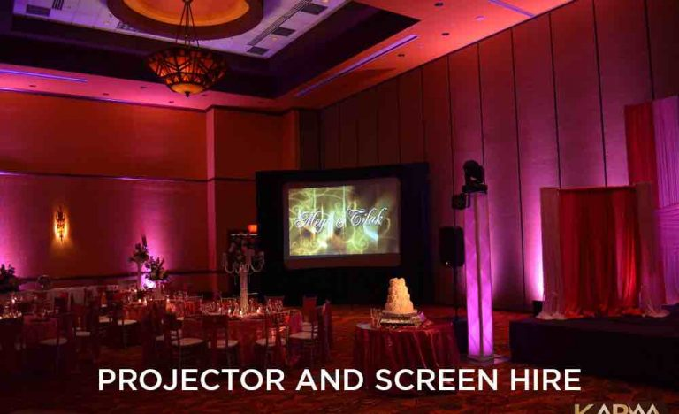 Why Projector and Screen Hire Most Popular in Every Event?