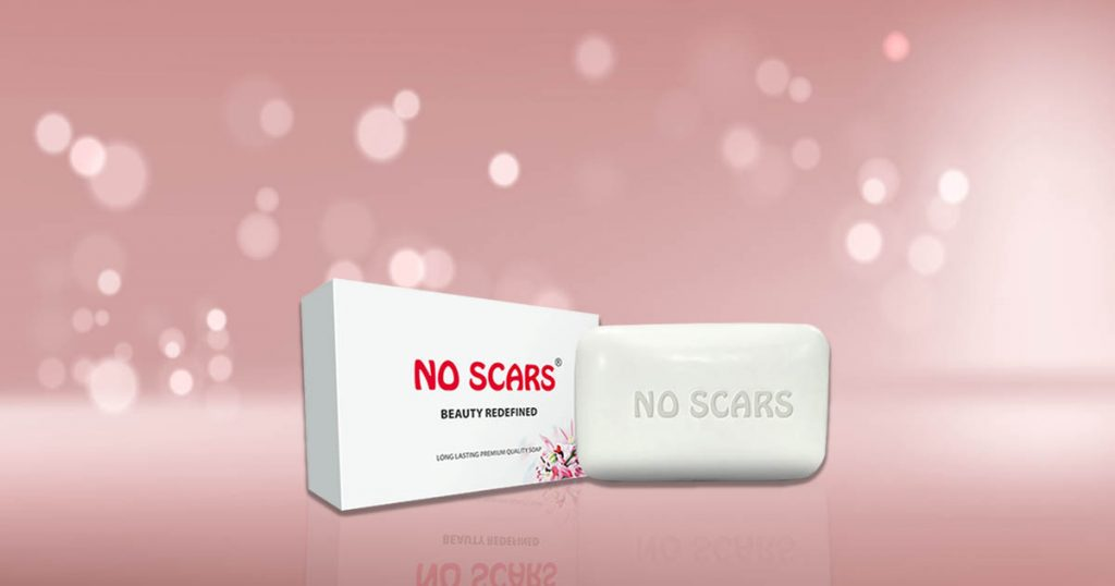 best soap for scar removal