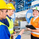 Tasks of the QC inspection services