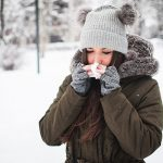 How does winter dress provide benefits to people?